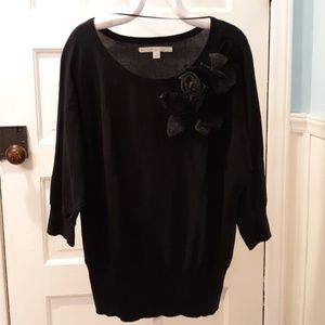Lauren Conrad black sweater
